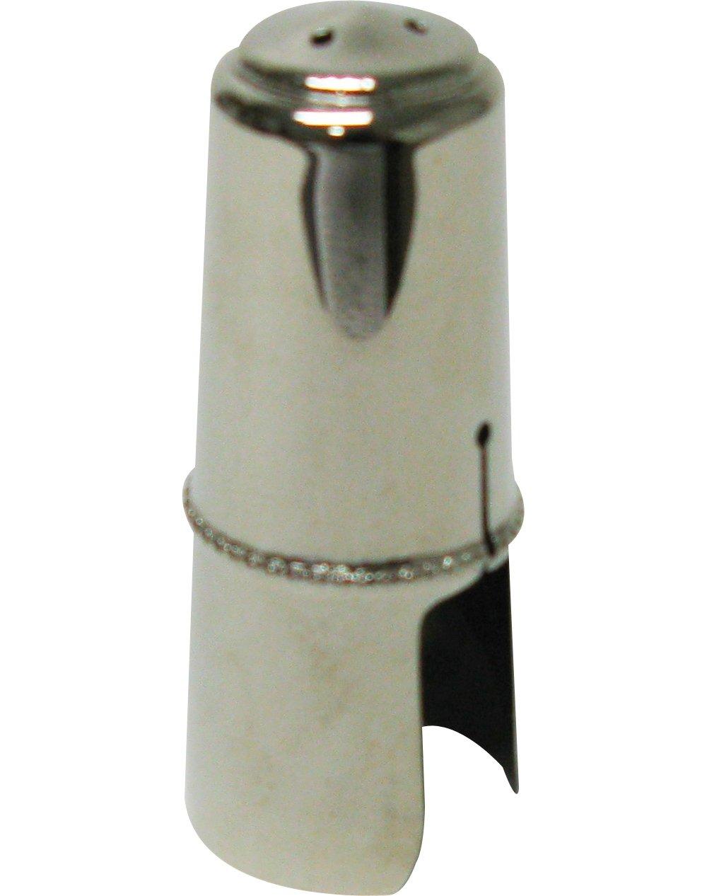 Bonade Alto Saxophone Mouthpiece Cap Nickel Cap Regular