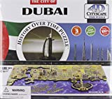 4d Cityscape Dubai History Time