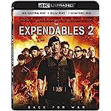 The Expendables 2 - 4K Ultra HD [Blu-ray + Digital HD]