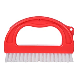 ALINK Grout Brush Cleaner, Marble/Bath/Stone Tile Grout Cleaning Scrubber for Shower, Floors, Bathroom, Window Track and Kitchen