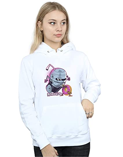 Absolute Cult Poopsmoothie Femme Robo Cup Sweat À Capuche