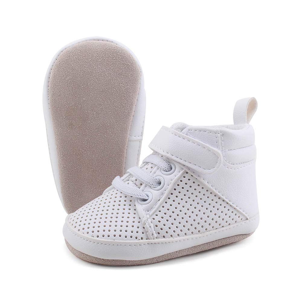 OOSAKU Toddler Baby Shoes Infant Boy Girl First Walking Sneakers