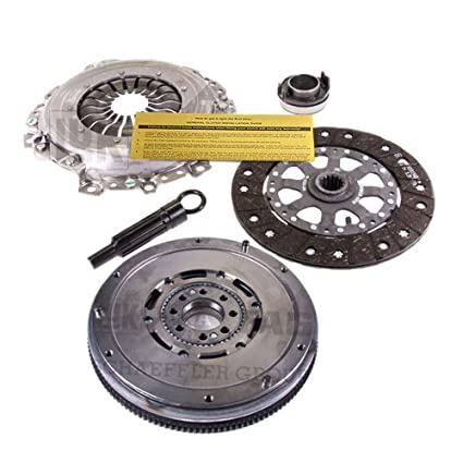 Amazon.com: LUK OEM CLUTCH KIT+DMF FLYWHEEL 2002-2006 MINI COOPER S 1.6L SUPERCHARGED 6 SPD: Automotive