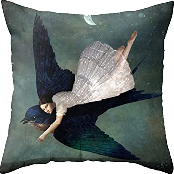 Angel music housses de coussin taies d/'oreiller home decor ou intérieur