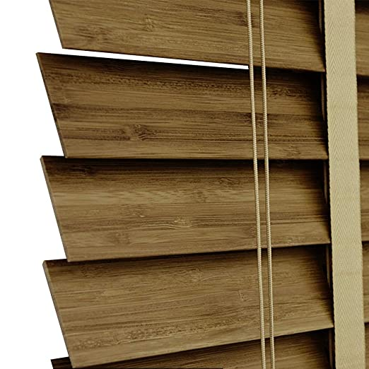 Amazon De Bambus Jalousien Wohnzimmer Schlafzimmer Studie