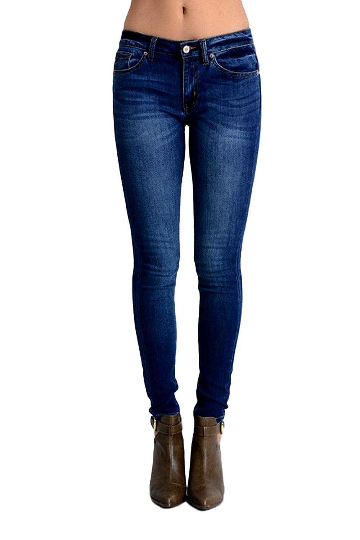 DL1961 Mens Russel Slim-Straight Jean In Capitol