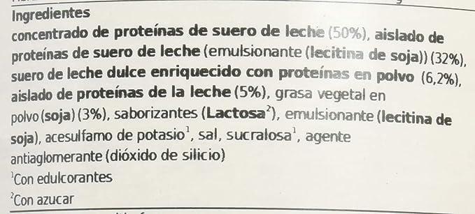 GymQueen Proteína de Whey, Proteína de suero de leche ...
