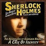 The Adventures of Sherlock Holmes: A Case of Identity   Arthur Conan Doyle
