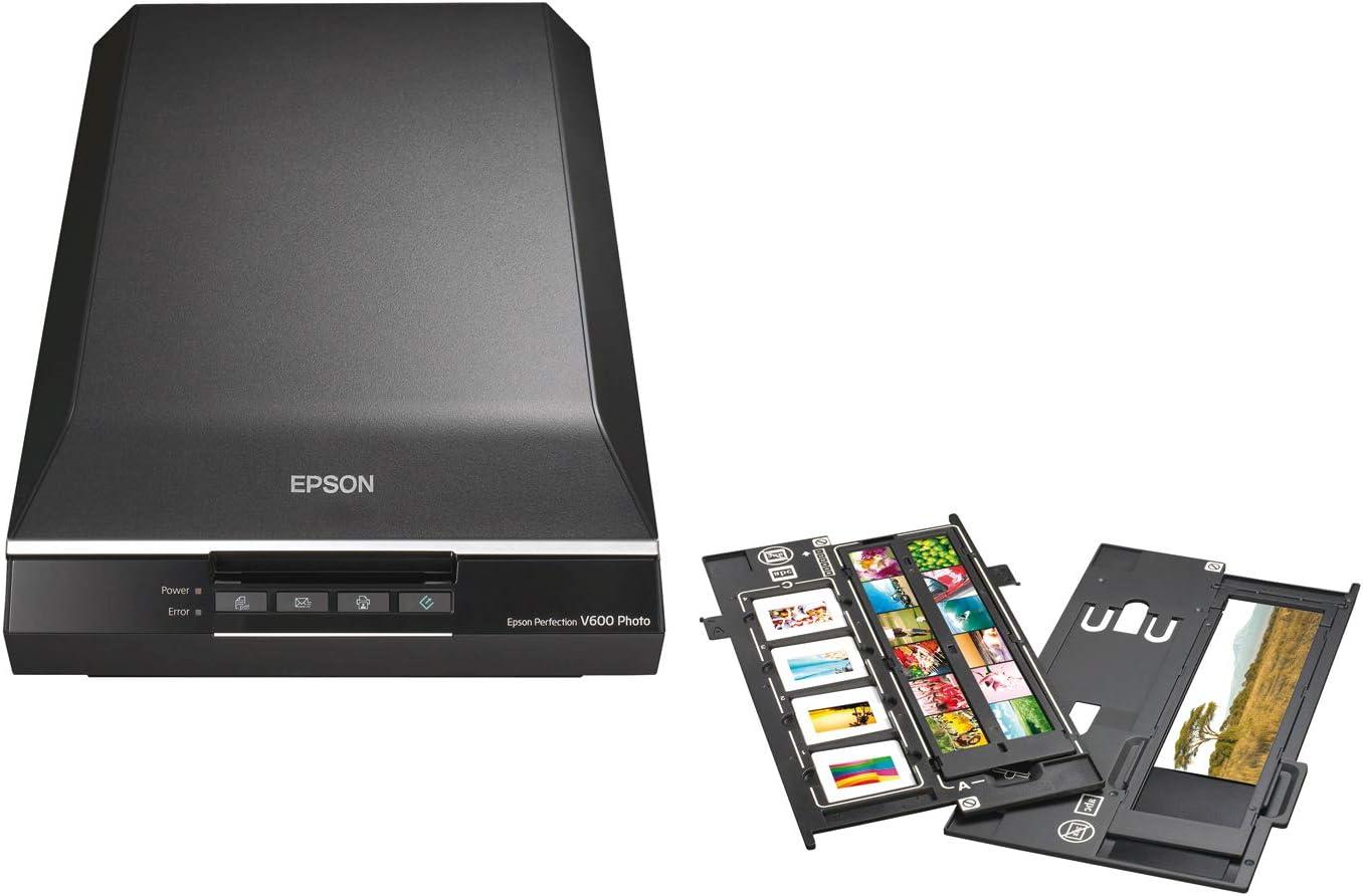 Epson Perfection V600 Color Photo, Image, Film, Negative & Document Scanner: Electronics