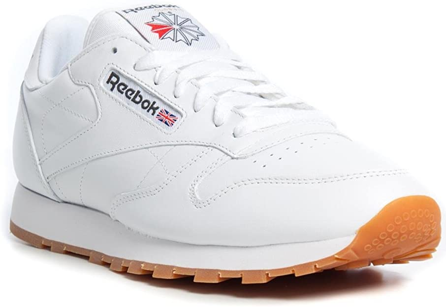 Reebok Herren Classic Leather Low Top