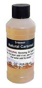Brewerâ€sBest All Natural Flavorings - Caramel 4 oz (3764)