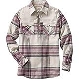 Best  - Legendary Whitetails Ladies Delta Flannel Shirt Plum Plaid Review