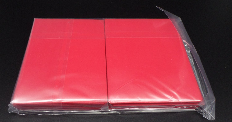 Transparente docsmagic.de 100 Clear Card Sleeves Standard Size 66 x 91 Magic Pochettes Pokemon