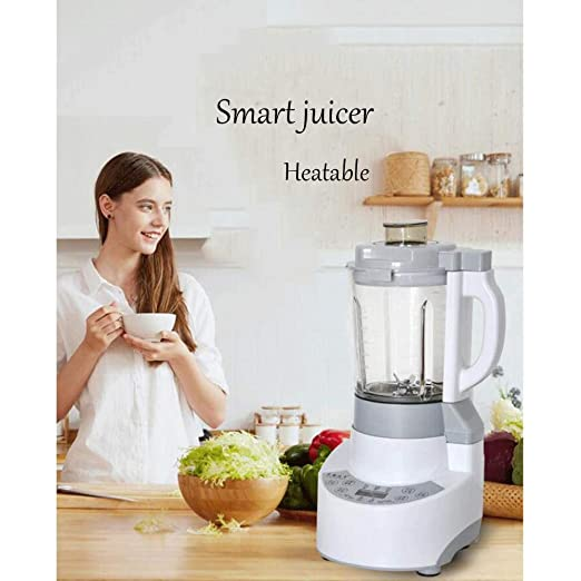 Dapang Exprimidor eléctrico Big Mouth Juice Extractor, calefacción ...