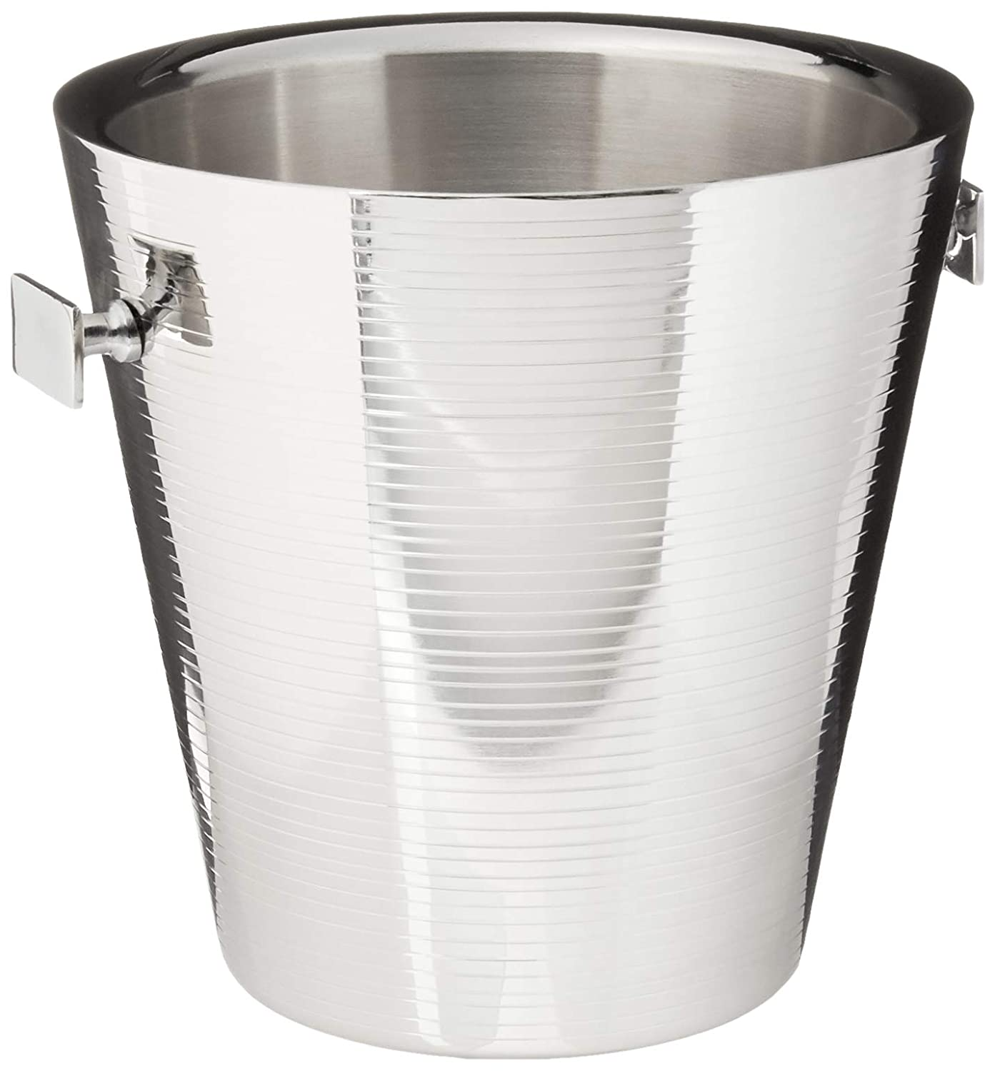 Elegance Lines Champagne Bucket Doublewall Stainless Steel