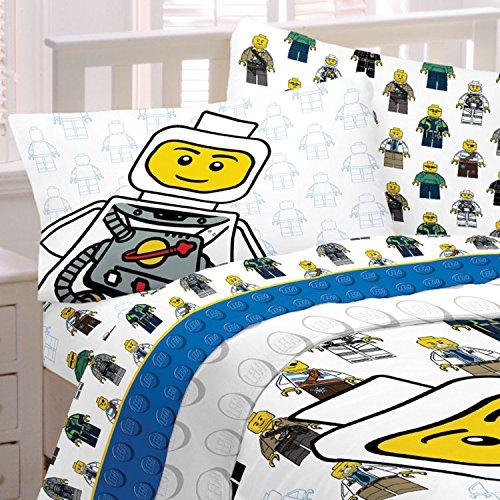 Lego Classic Mini Figures Sheet