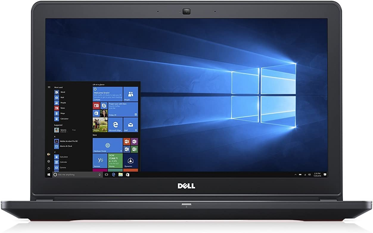 2018 Flagship Dell Inspiron 15 5000 Gaming Edition 5577 Laptop (15.6 Inch FHD Display, Intel Core i5-7300HQ 2.5GHz, 8GB RAM, 256GB SSD + 1TB HDD, NVIDIA GTX 1050 4GB Graphics, Windows 10)