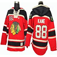 Gmjay Camiseta de Manga Larga NHL Chicago Blackhawks