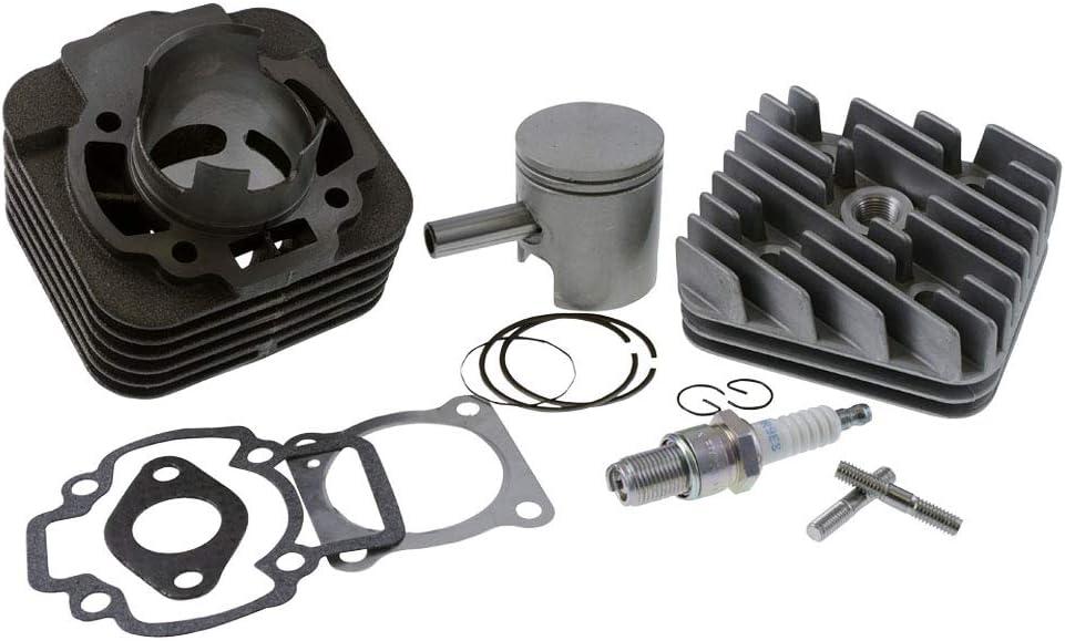 2extreme Sport Zylinder Kit Kompatibel Für Piaggio Nrg Sfera Tph Zip Vespa Et2 Lx Lxv S50 Sprint Auto
