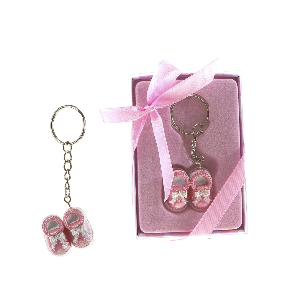 Amazon.com: Pink Baby Carriage Design Key Chains, Pack of 30 ...