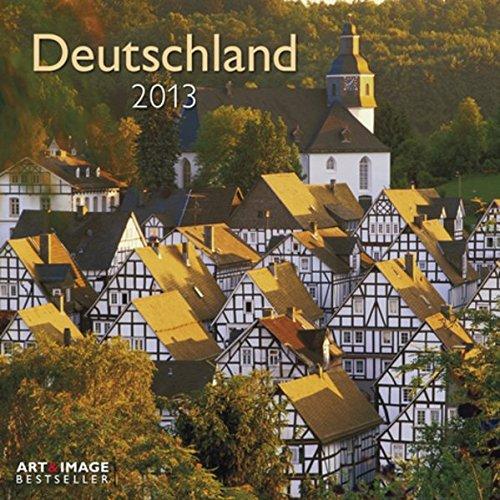 Deutschland 2013. Broschürenkalender