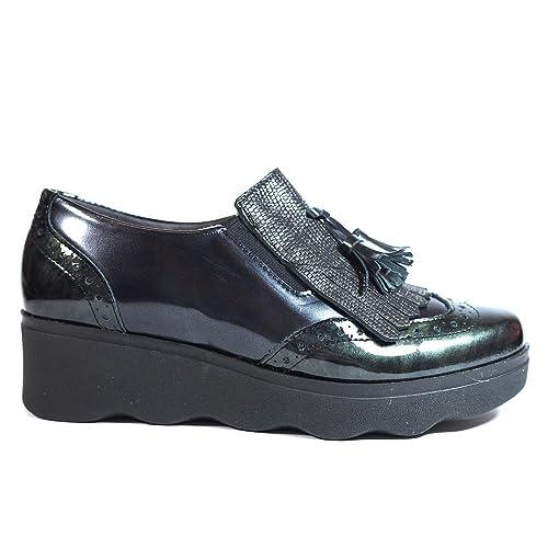 Zapato tipo botín para mujer fabricado en piel Pitillos 1322