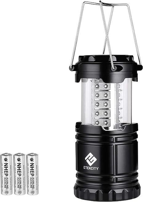 Portable 3-in-1 Camping Lantern Flashlights Super Bright Outdoor Emergency Light