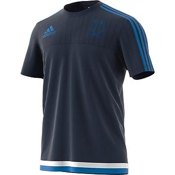 5a95fefb8d Adidas Camiseta Italia FIR Collegiate Azul Marino 2015 - 2016 (XS)   Amazon.es  Deportes y aire libre