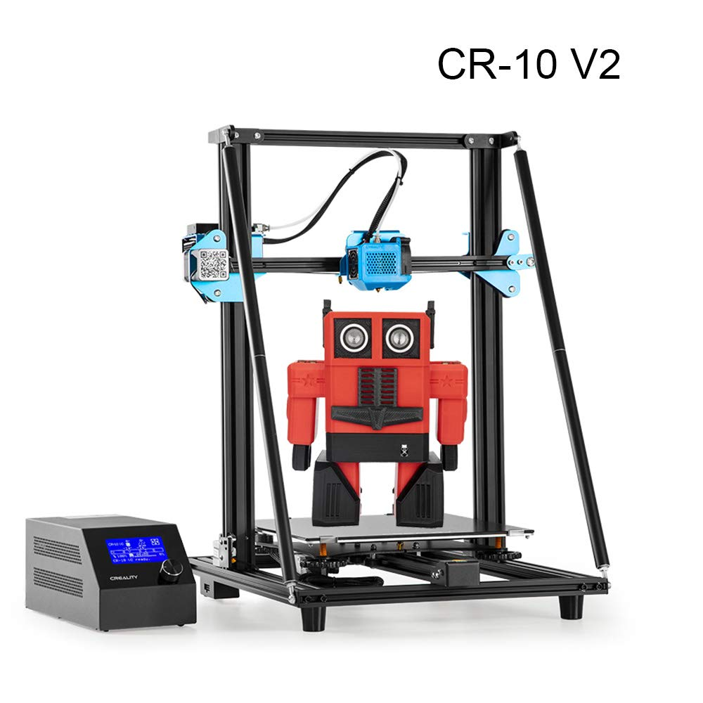 Creality CR-10 V2 - Impresora 3D (300 x 300 x 400 mm, con fuente ...