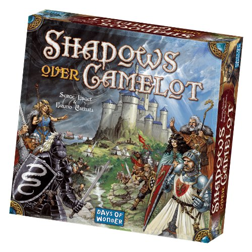Shadows Over Camelot by Days of Wonder