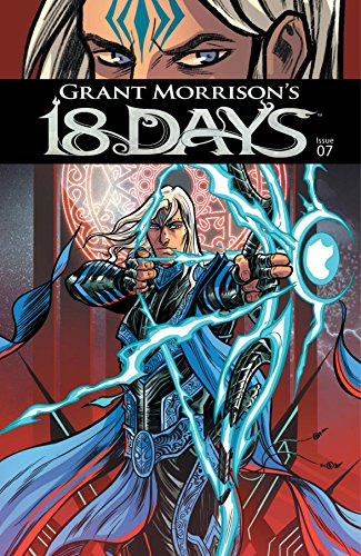 Amazon Grant Morrisons 18days Issue 07 Children Of Flame