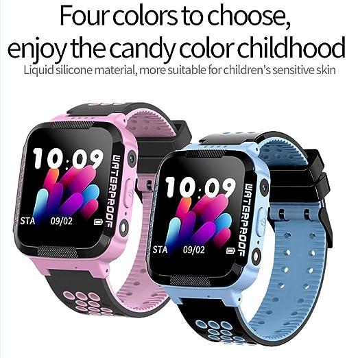 2G Tarjeta SIM Y37 Niños Niños Reloj Inteligente IP67 ...
