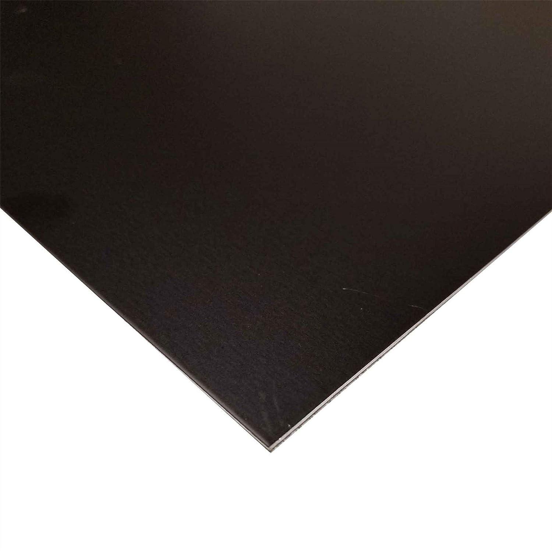 Online Metal Supply Dark Bronze Anodized Aluminum Sheet 0.063 x 24 x 36