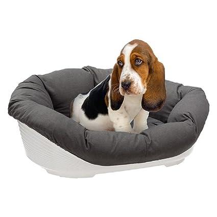 Cama para perro con funda (tamaño 4): Amazon.es: Productos ...