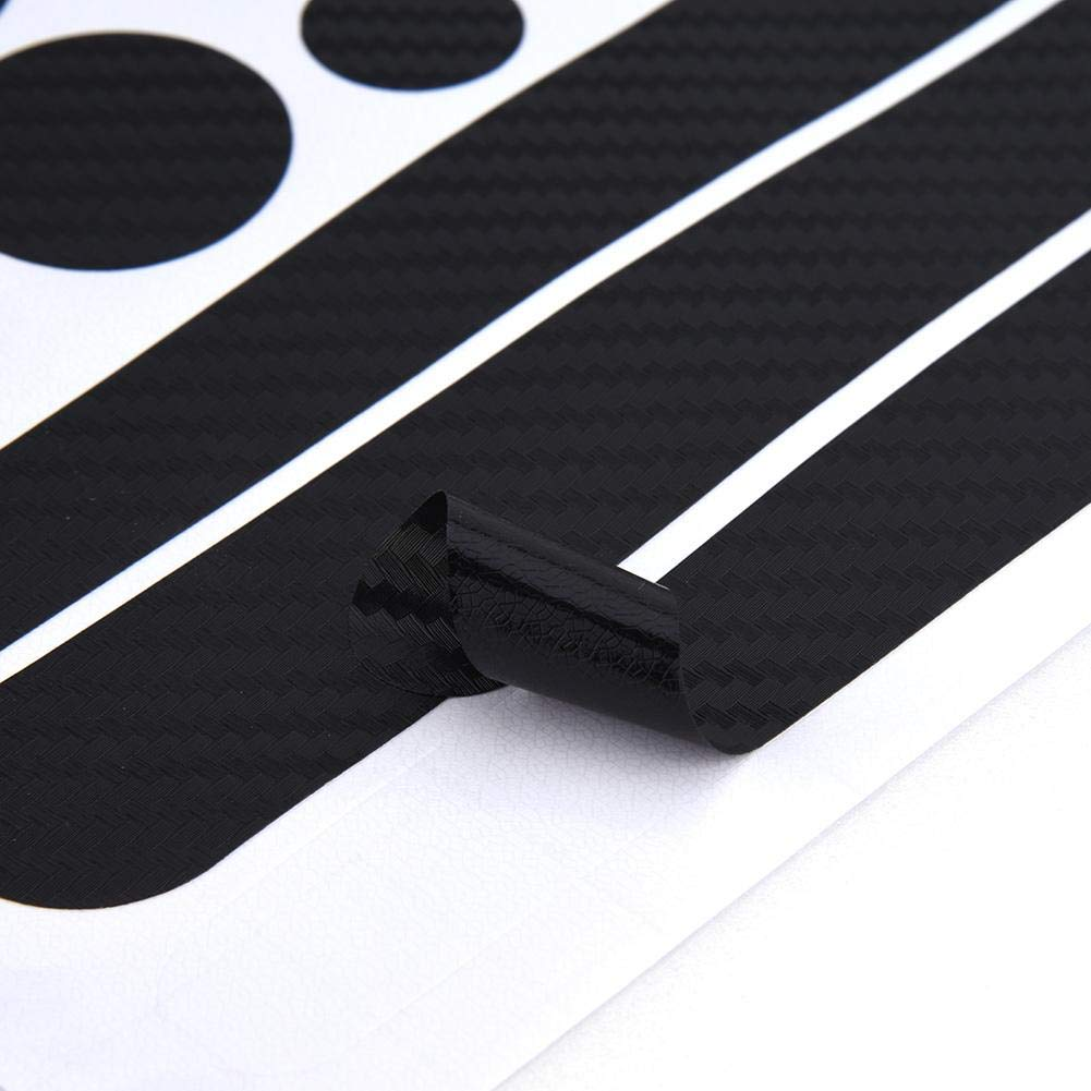 VGEBY1 Bike Frame Sticker 30 Pcs Bicycle Chainstay Protector Bicycle Tape Guard Bike Frame Protector Kit for Mountain Bike