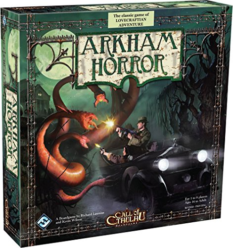 Arkham Horror by Fantasy Flight Games