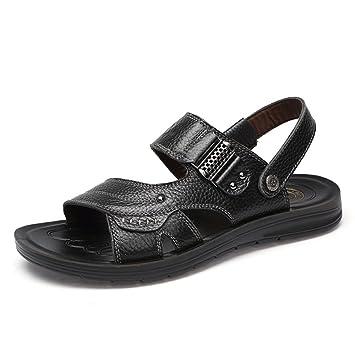 38c2aaaf028 HGDR Zapatos De Playa Transpirables Sin Cordones para Hombres Sandalias  Zapatillas Chanclas Sandalias De Verano para Pescador: Amazon.es: Deportes  y aire ...