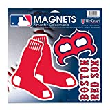 "MLB Boston Red Sox 18739014 Vinyl Magnet, 11"" x 11"""