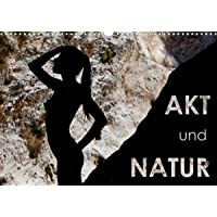 Akt und Natur - im Zauberwald (Wandkalender 2020 DIN A3 quer): Schöne Frauen in wilden Naturlandschaften (Monatskalender, 14 Seiten )