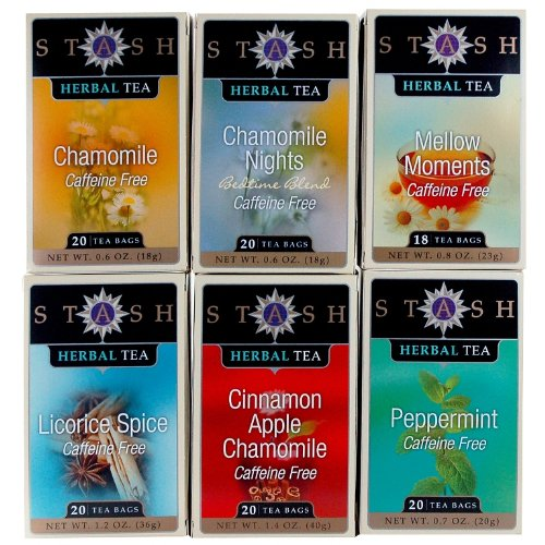 Stash Tea Soothing Herbal Assortment product image