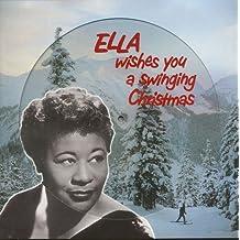 Ella Wishes You A Swinging Christmas (Vinyl)