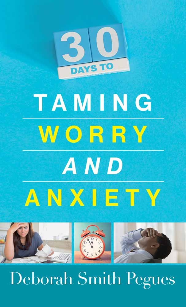 30 Days to Taming Worry and Anxiety pdf epub