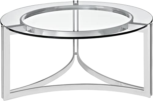 America Luxury Round Coffee Table