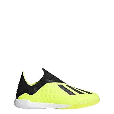 quality design 4d63d 7336a adidas X Tango 18+ Indoor Shoe - Mens Soccer 7 Solar YellowBlack