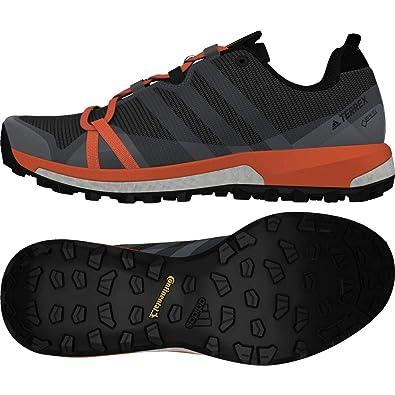 reputable site 92f7a 6fe1a adidas Damen Terrex Agravic GTX Trekking- Wanderhalbschuhe, schwarz  Amazon.de Schuhe  Handtaschen