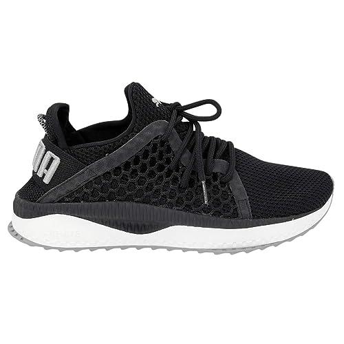 7db240c1b3b977 Puma Tsugi Netfit Evoknit Mens Trainers Black White Rock Ridge Sports Gym  Shoes (6.5 UK