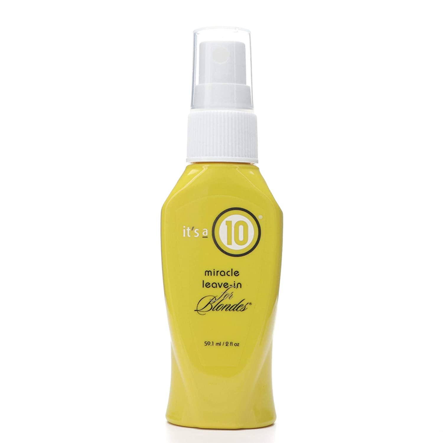 It's a 10 Haircare Miracle Leave-in for Blondes, 2 fl. oz.