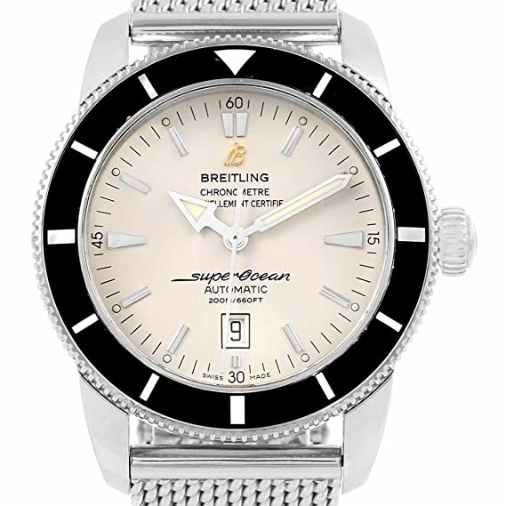 Breitling aeromarine automatic-self-wind Mens Reloj (Certificado) de segunda mano: Breitling: Amazon.es: Relojes