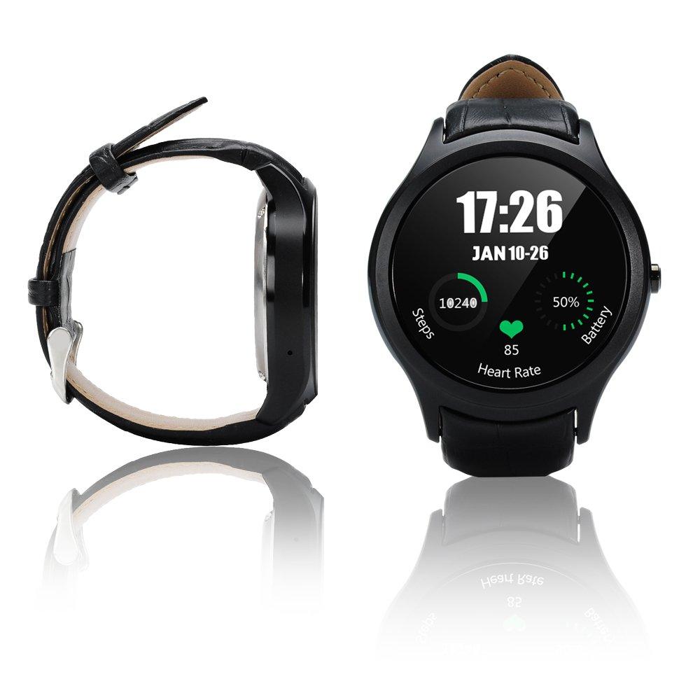 inDigi A6 Bluetooth 4.0 SmartWatch sincronización & teléfono (3G ...