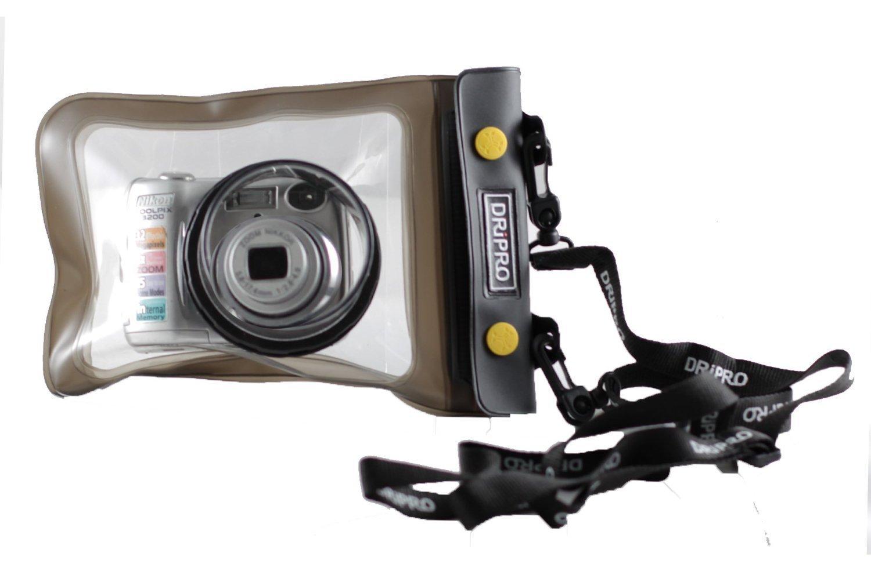 Navitech Schwarzes Wasserfestes Case Cover Elektronik Canon Powershot Sx430 Is Kamera Prosumer